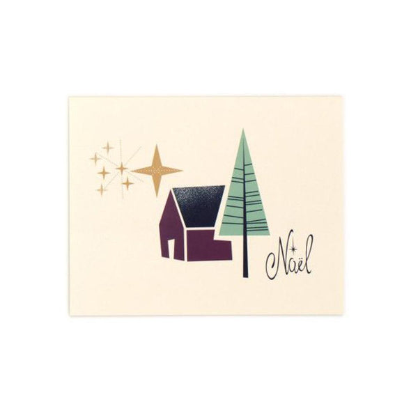 Holy Night Card