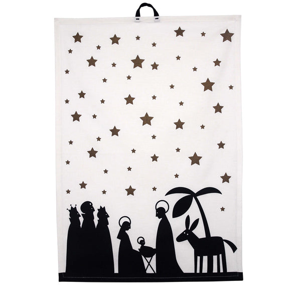 Crib Kitchen Towel