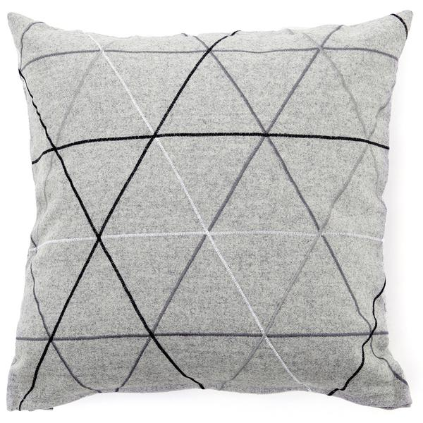 Trio Grey Cushion Cover