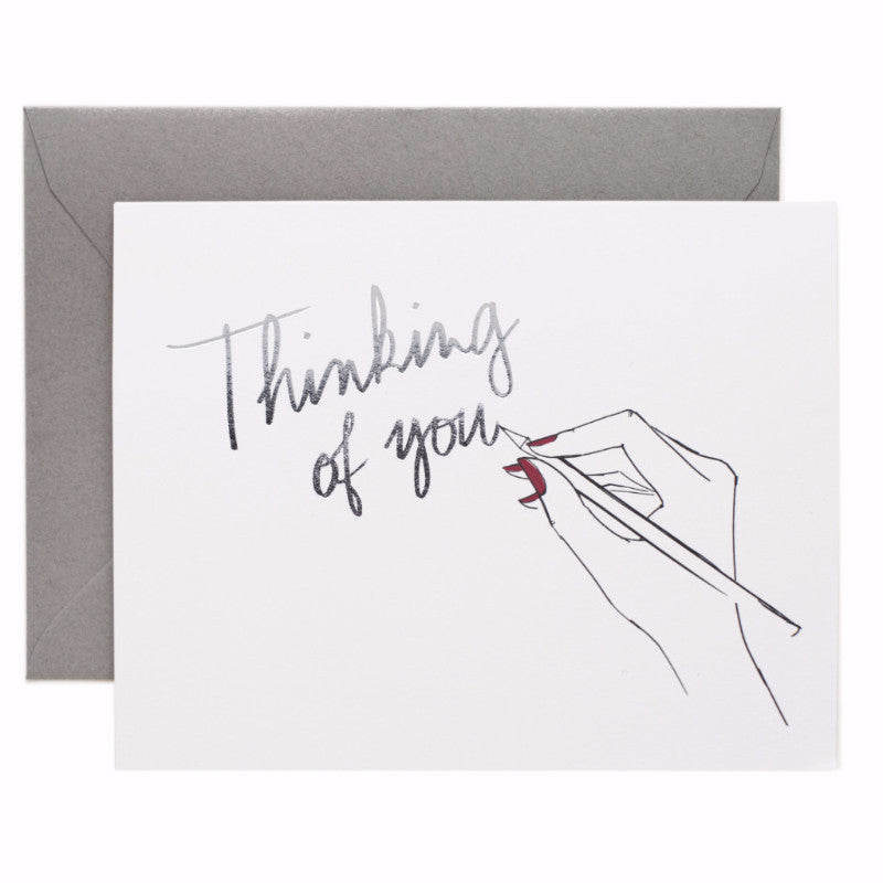 Thinking of You Card - Northlight Homestore