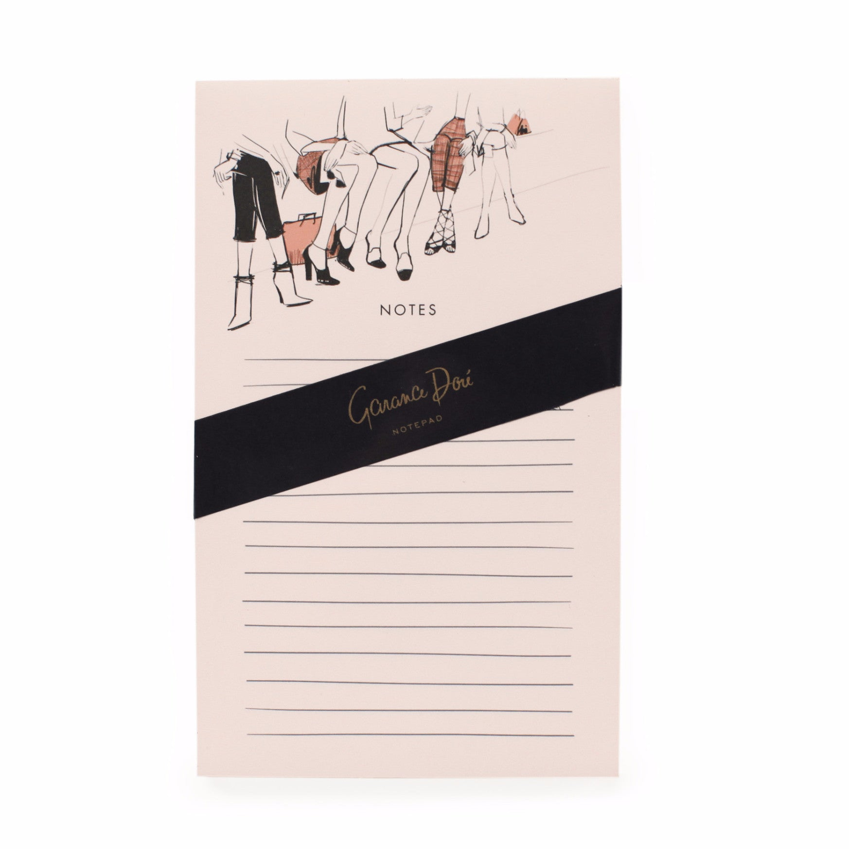 Front Row Notepad - Northlight Homestore