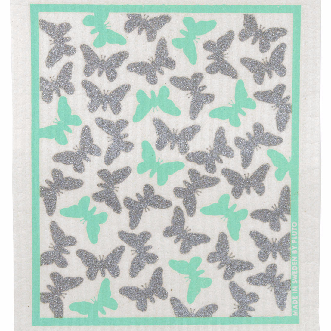 Butterfly Dishcloth - Northlight Homestore