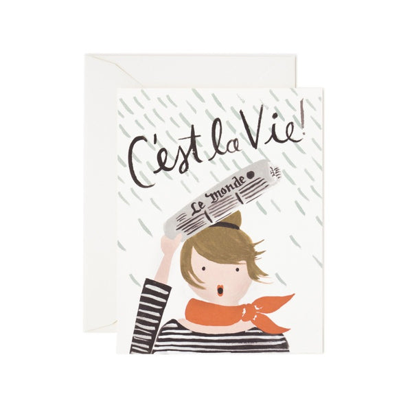 C'est La Vie Card - Northlight Homestore