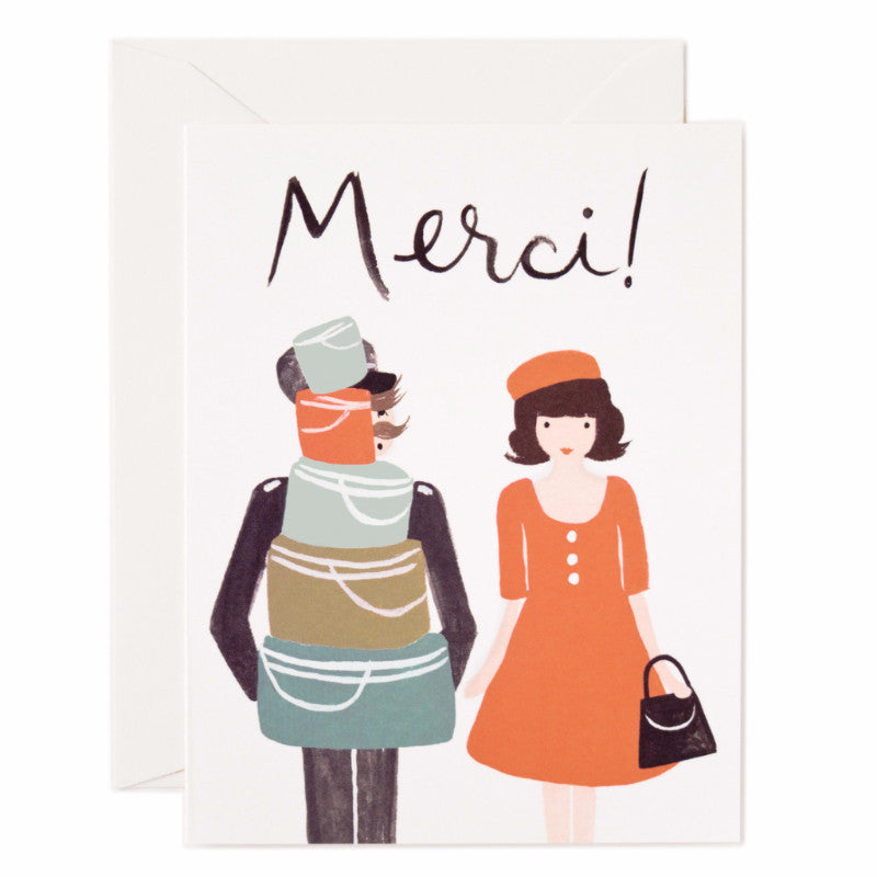 Merci Card - Northlight Homestore