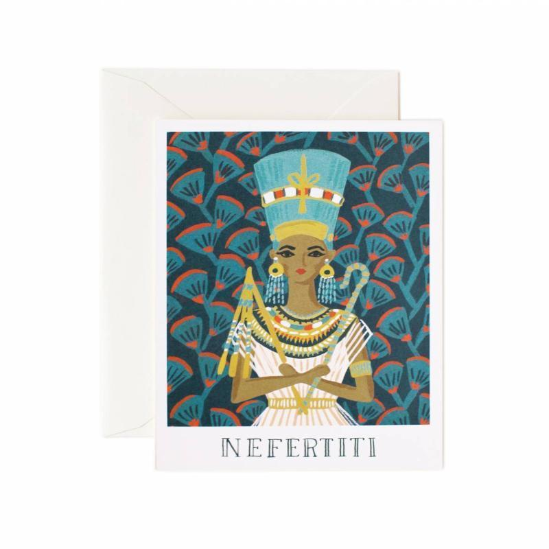 Nefertiti Card