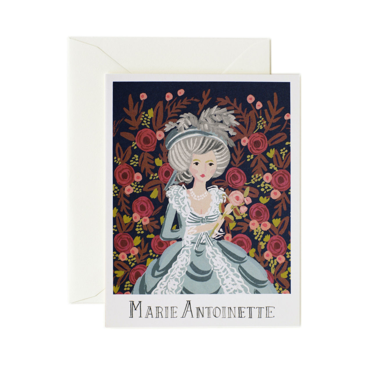 Marie Antoinette Card - Northlight Homestore