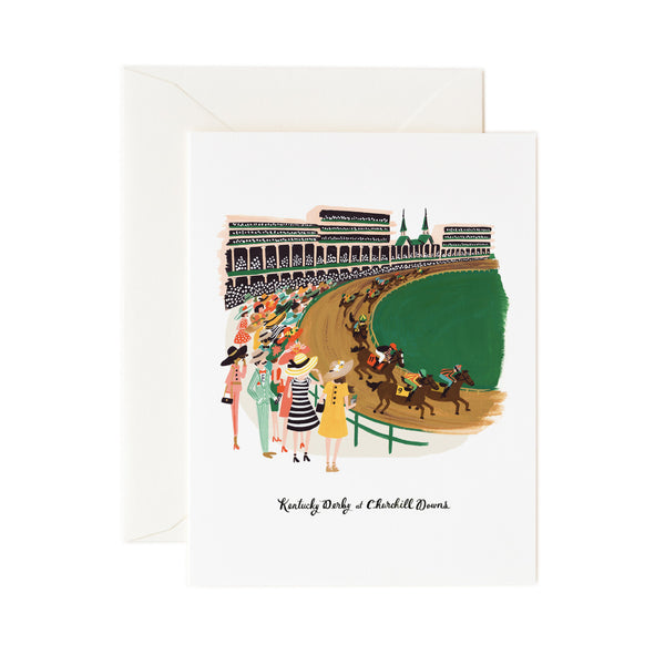 Kentucky Derby Card