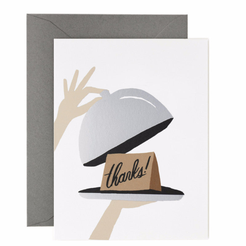 Hostess Thank You Card - Northlight Homestore