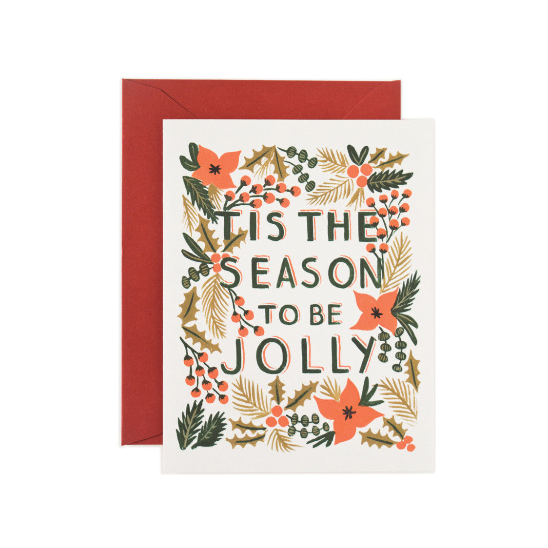 Tis The Season Card - Northlight Homestore
