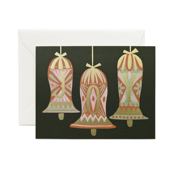 Joy Ornaments Card - Northlight Homestore