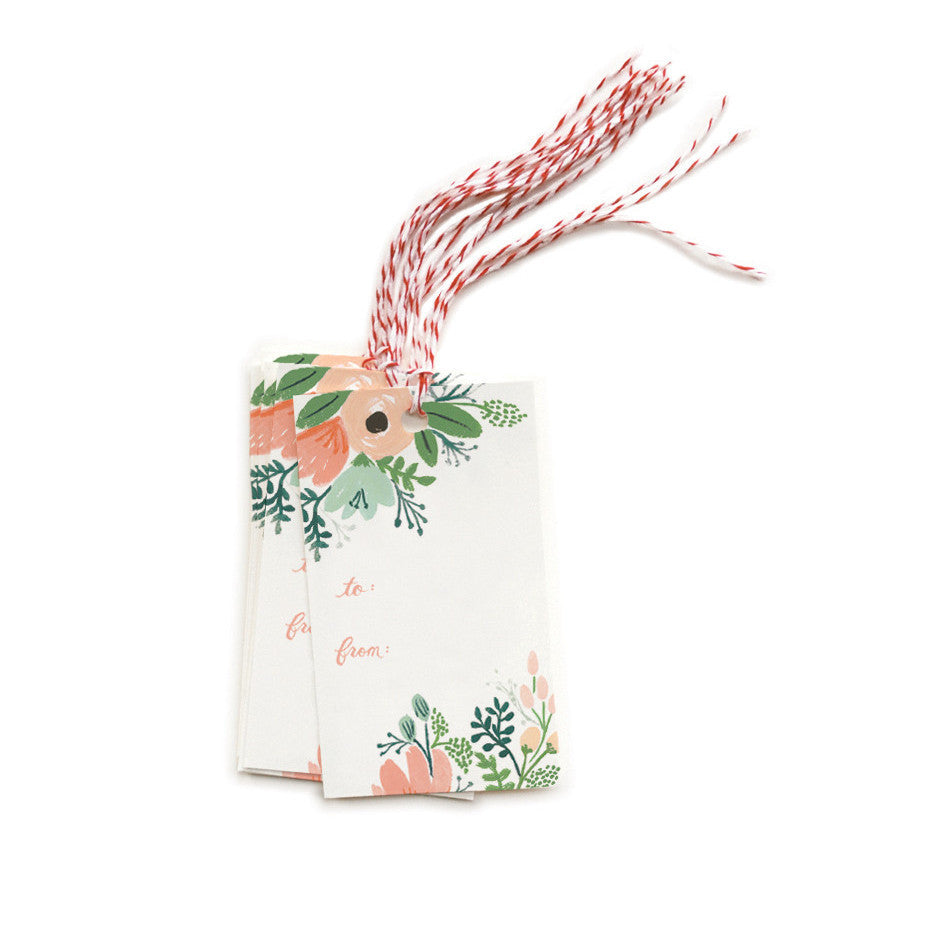 Wildflower Gift Tags - Northlight Homestore