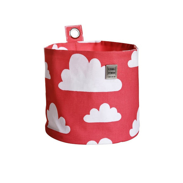 Moln Cloud Red Hang Storage - 2 Sizes Available - Northlight Homestore