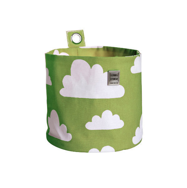 Moln Cloud Green Hang Storage - 2 Sizes Available - Northlight Homestore