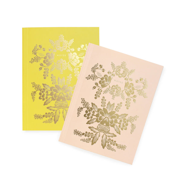 Rorschach Notebooks - Pack of 2