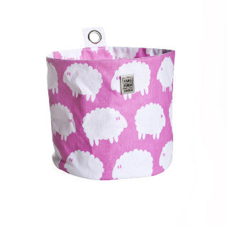 Lamb Pink Hang Storage - 2 Sizes Available - Northlight Homestore