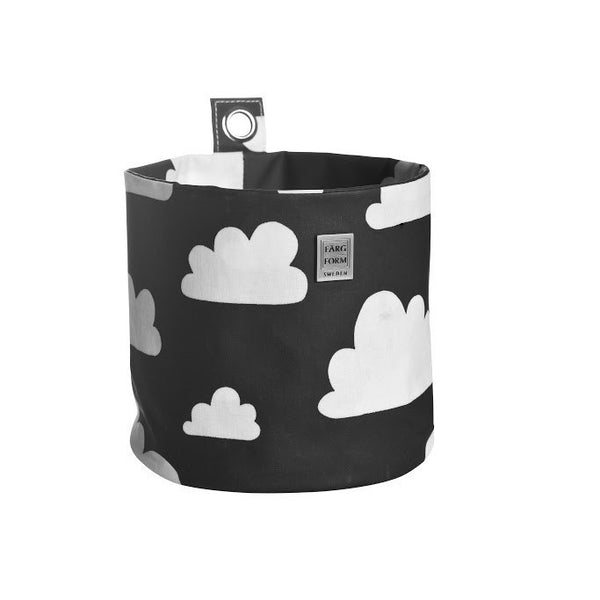 Moln Cloud Black Hang Storage - 2 Sizes Available - Northlight Homestore