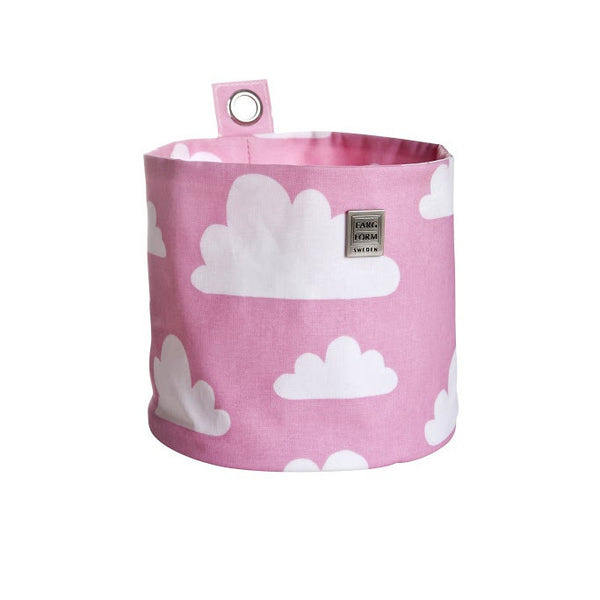 Moln Cloud Pink Hang Storage - 2 Sizes Available - Northlight Homestore