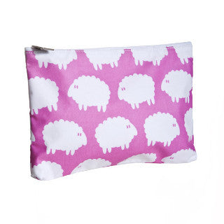 Pink Lamb Small Bag