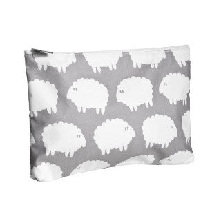 Grey Lamb Small Bag