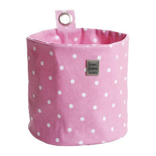 Prickig Pink 15cm ⦰ 15cm Large Hang Storage