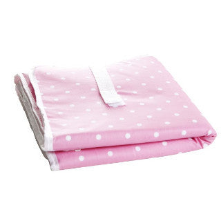 Prickig Pink Foldable Change Mat - Northlight Homestore