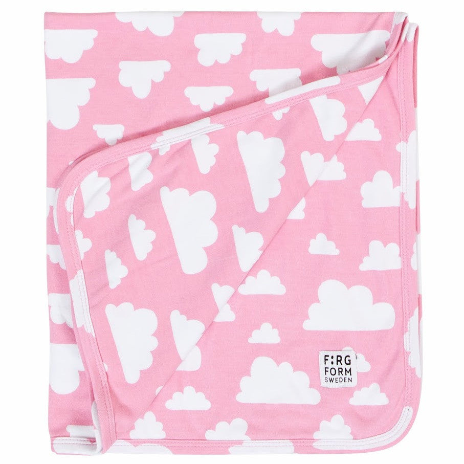 Moln Cloud Pink Baby's Blanket - Northlight Homestore