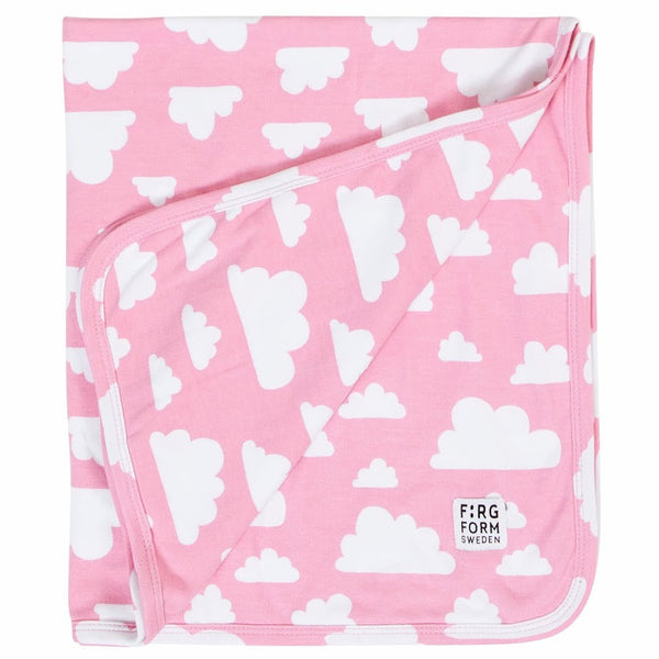 Moln Cloud Pink Baby's Blanket