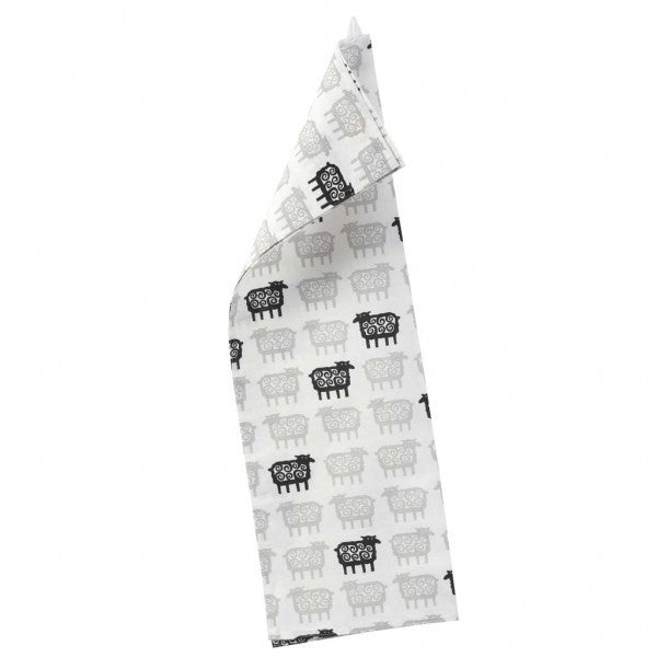 Black Sheep Teatowel - Northlight Homestore
