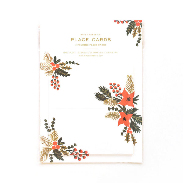 Garland Place Cards - Northlight Homestore