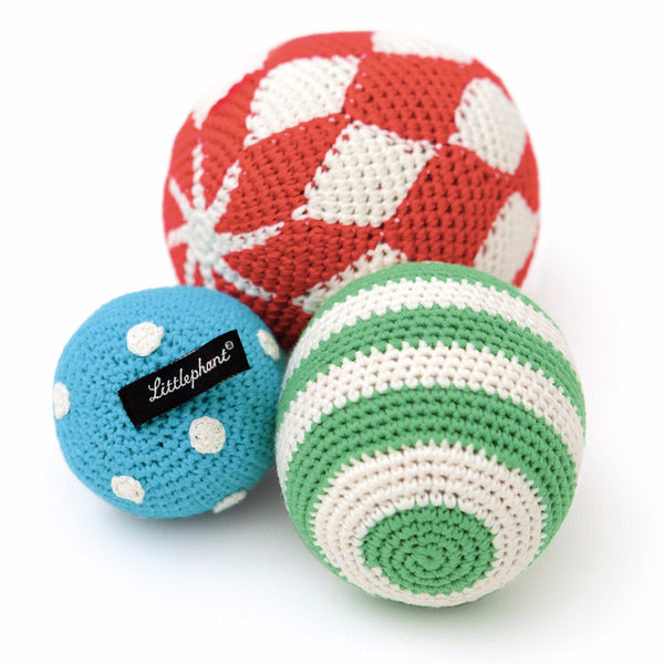 Crochet Play Balls - Northlight Homestore