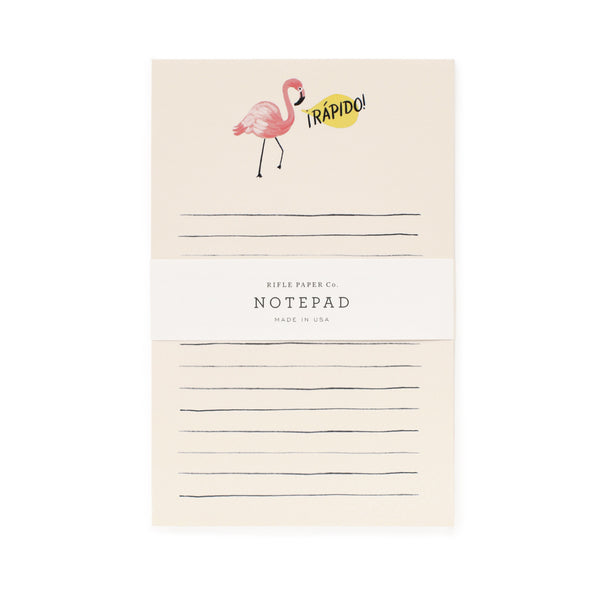 Rapido Notepad - Northlight Homestore