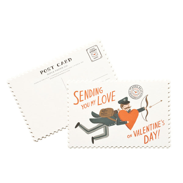 Valentine's Day Postcards - Northlight Homestore