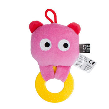 Skummis Pink Teething Ring - Northlight Homestore