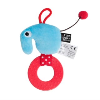 Skummis Blue Teething Ring - Northlight Homestore