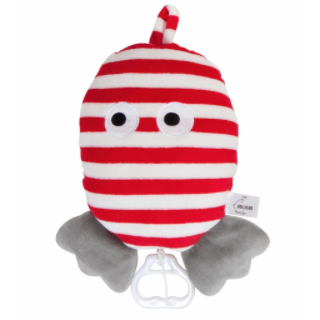 Skummis Red and White Music Toy