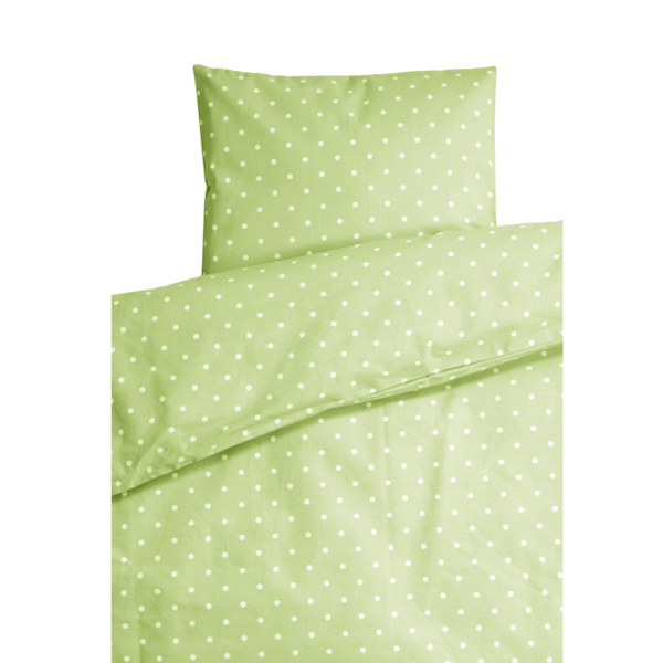 Prickig Pram Bed Set Green 70 x 80cm - Northlight Homestore