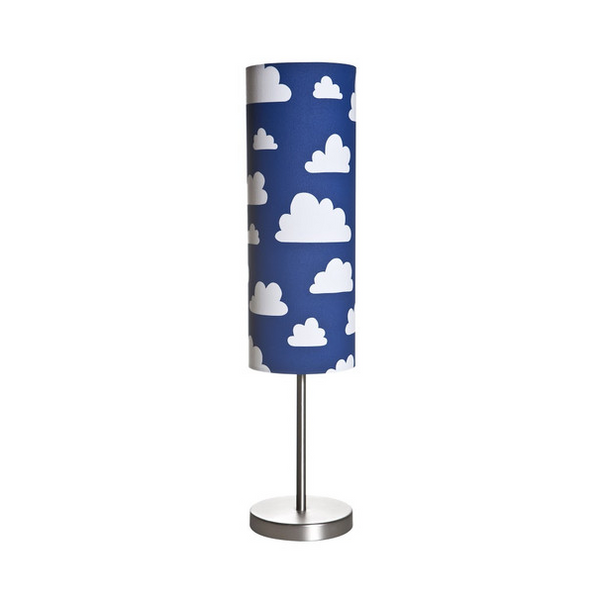 Moln Cloud Blue Lampshade - Northlight Homestore