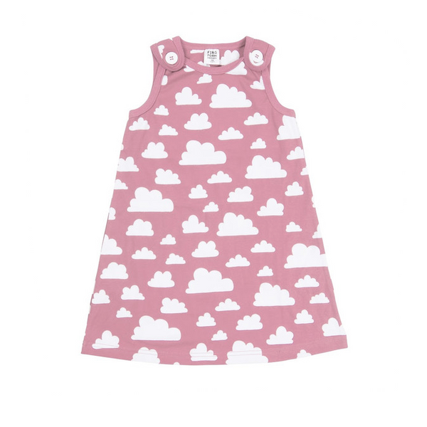 Moln Cloud Pink Dress - Various sizes