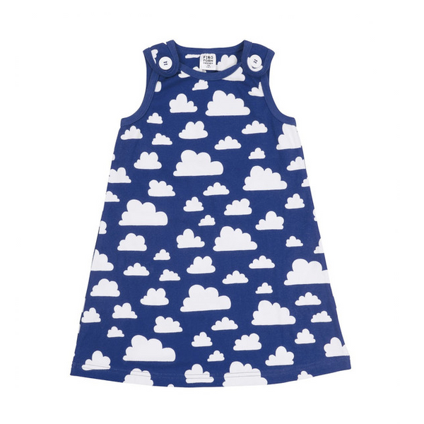 Moln Cloud Blue Dress - Various sizes