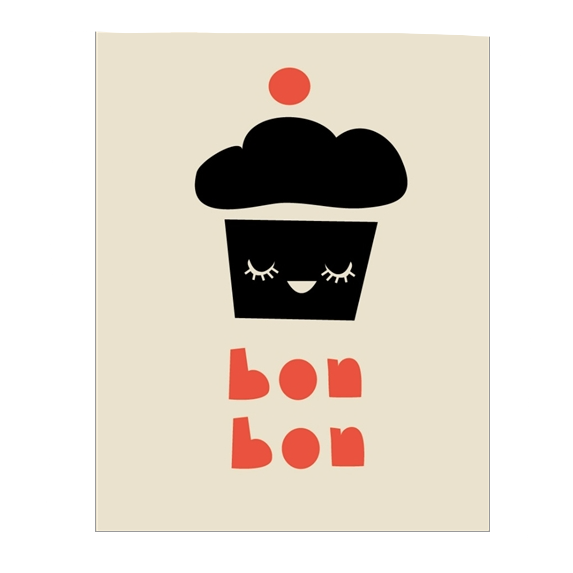 Paris - Bon Bon Greetings Card - Northlight Homestore