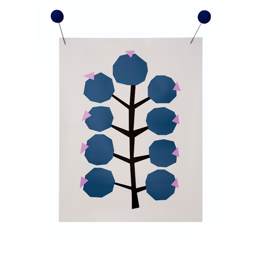 Ikonik Berries Poster - Northlight Homestore