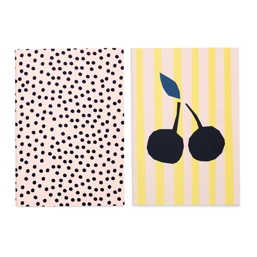 Ikonik Dotty Notebooks
