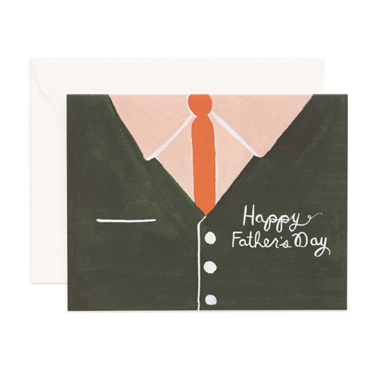 Father's Day Shirt Card - Northlight Homestore