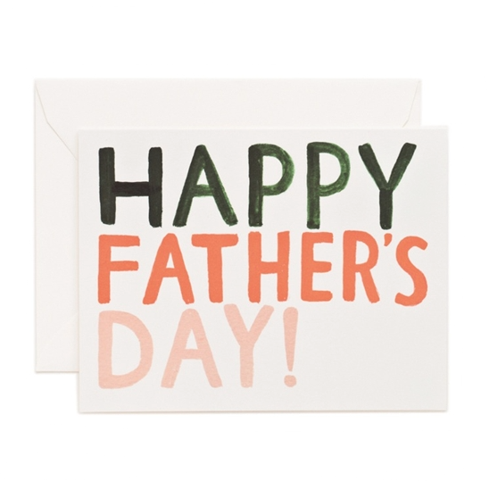 Happy Father's Day Card - Northlight Homestore