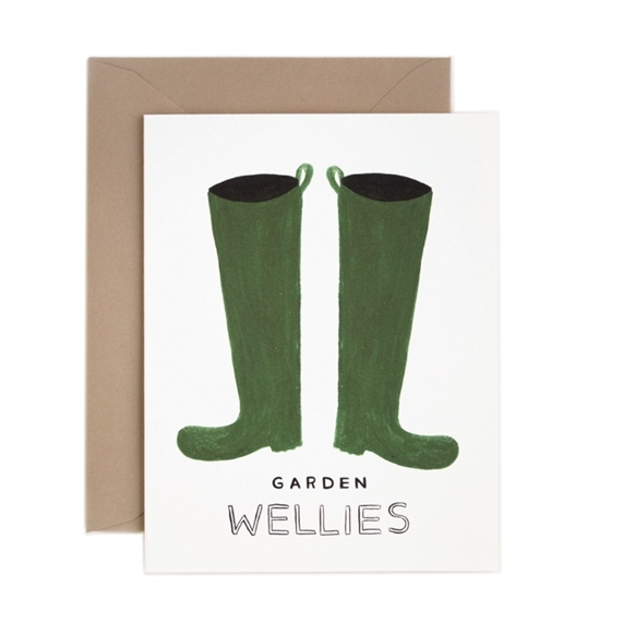 Wellies Card