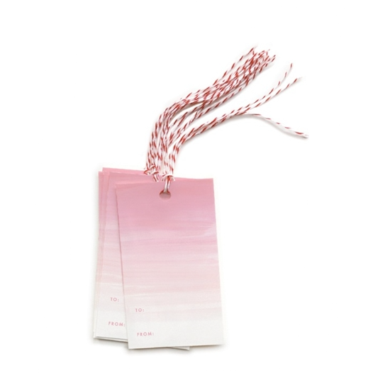 Ombre Gift Tags - Northlight Homestore