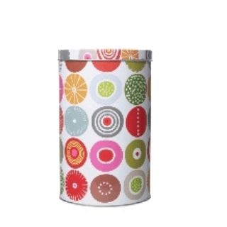 Candy 10 x 17cm Canister
