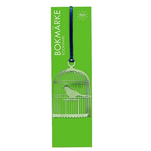 Birdcage Bookmark - Northlight Homestore
