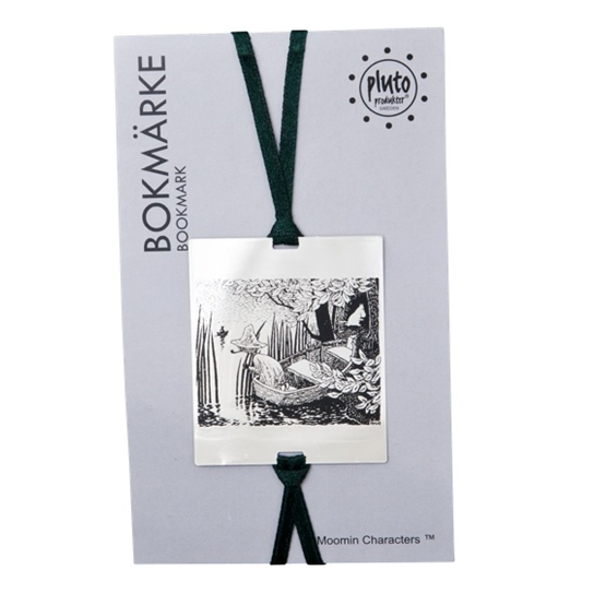Moomin Boat Bookmark - Northlight Homestore