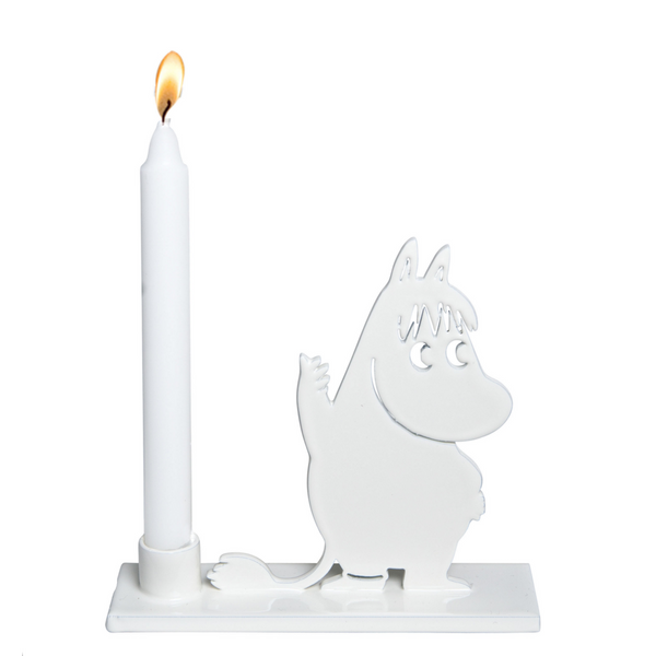 Snorkmaiden Candle Holder